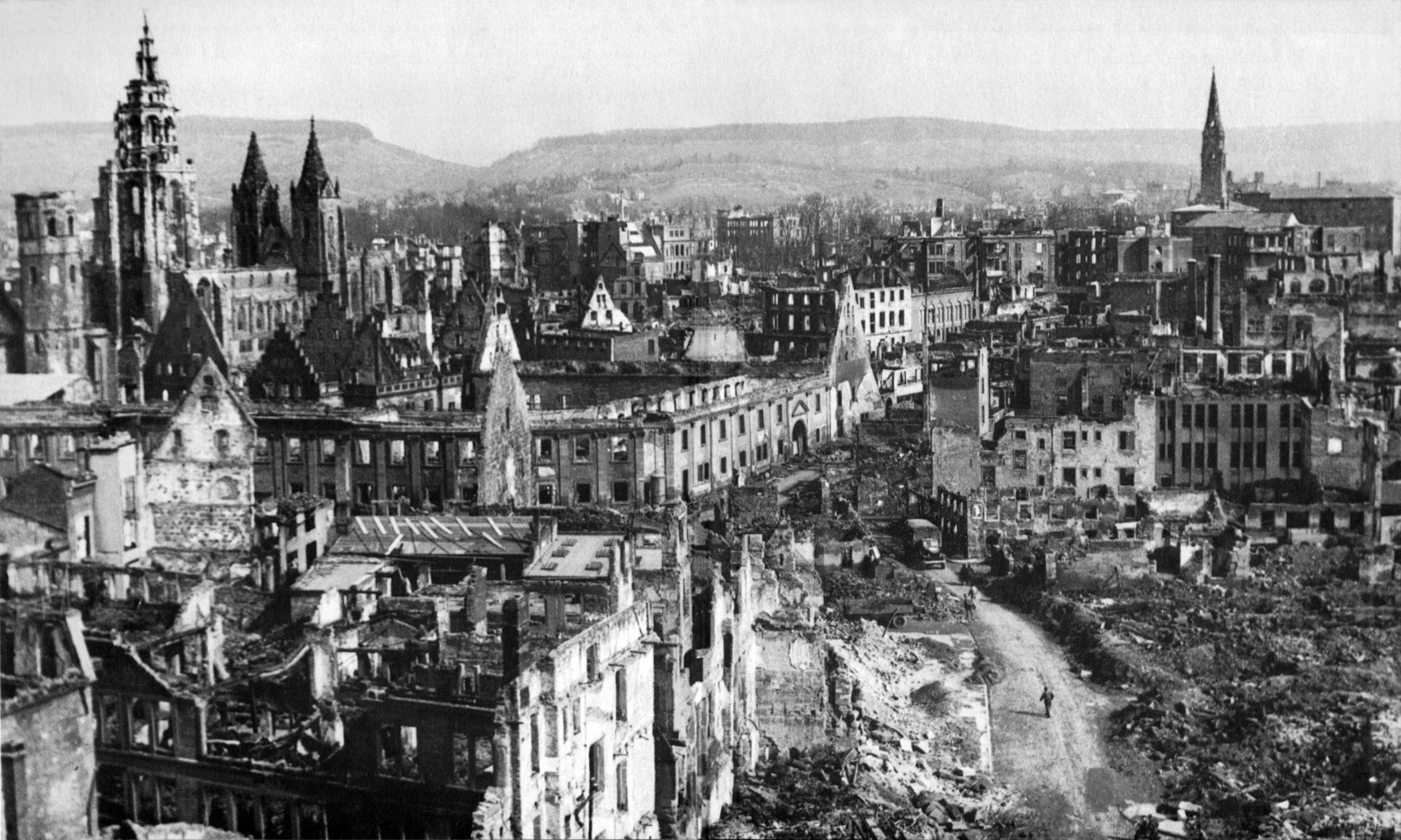 Rede: Gedenkveranstaltung zur  Zerstörung der Stadt Heilbronn am 4.12.