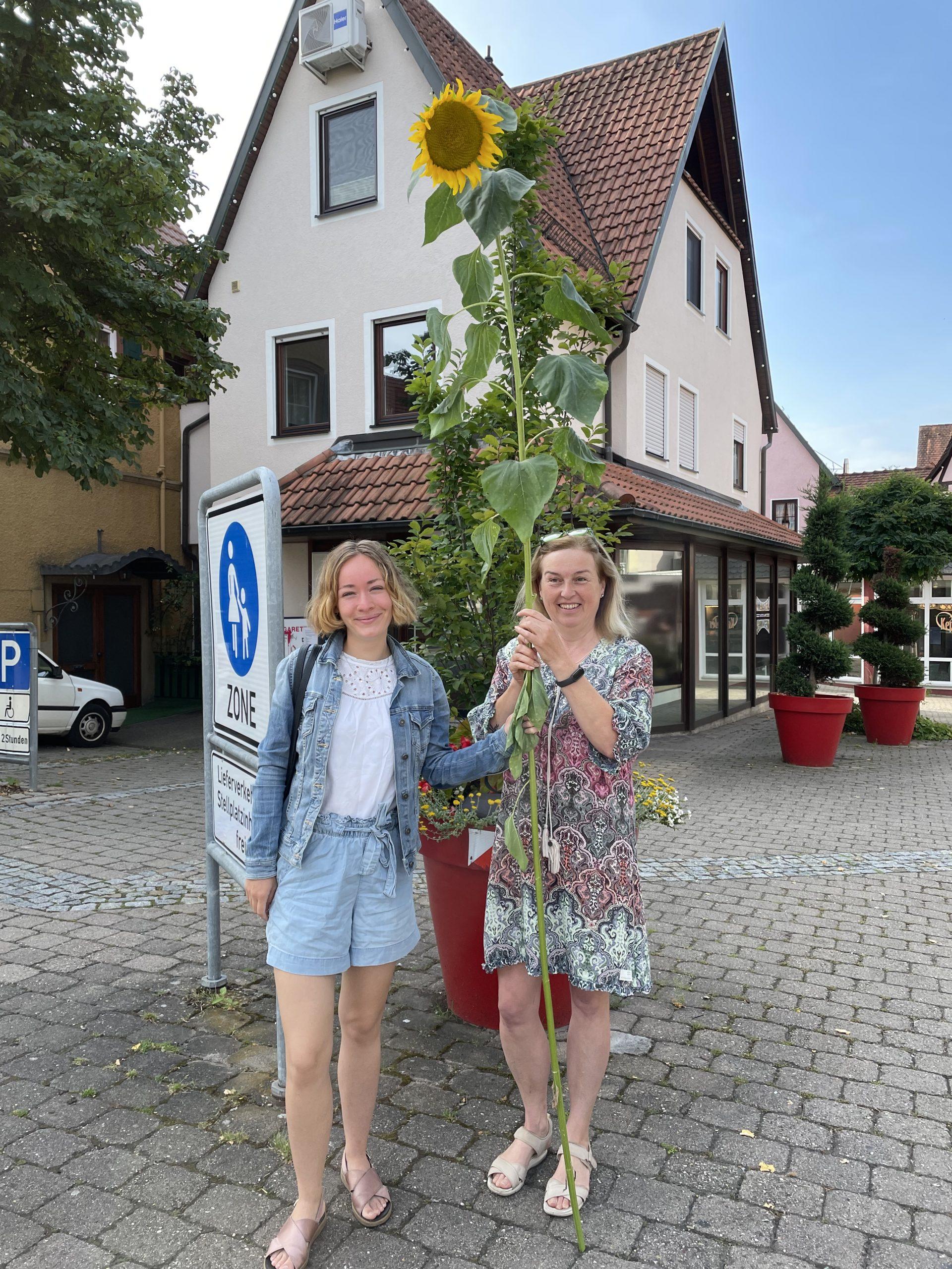 Unterwegs vor Ort in Schwaigern