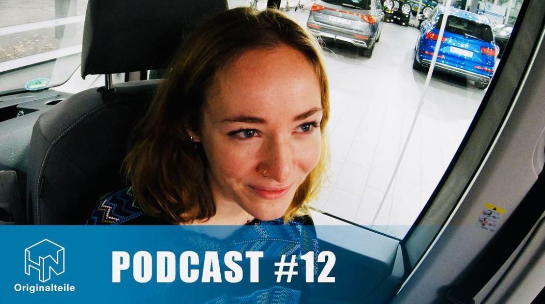Zu Gast beim Originalteile Podcast